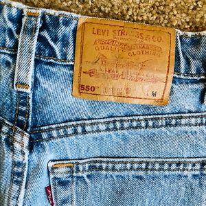 Levi's Shorts - Levi's Jean Shorts